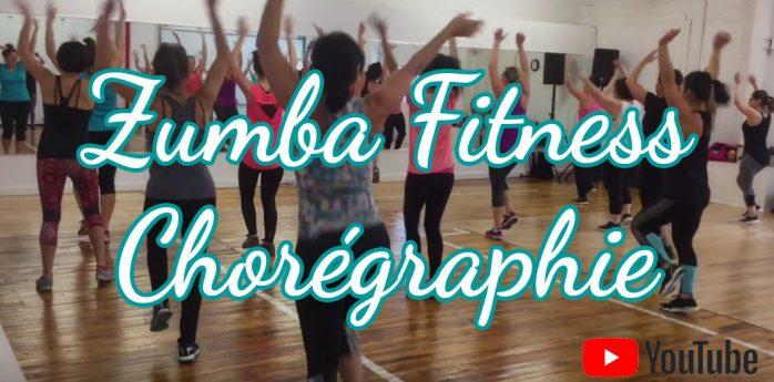 Zumba Fitness Chorégraphie